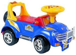 Как правильно выбрать детскую машину-каталку?